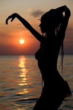 Gorgeous, natural silhouette