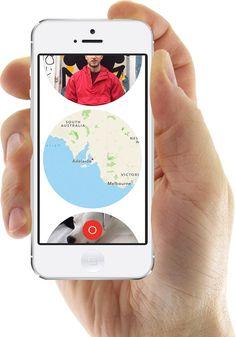 Rando App User Interface
