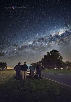 Astronomy Domine | by Sergio Emilio Montúfar Codoñer