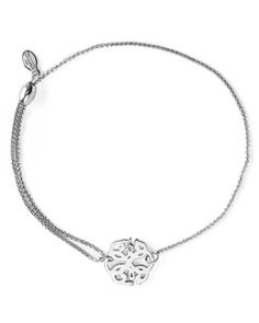 Alex and Ani Precious Metals Symbolic Path of Life Pull Chain Bracelet | Bloomingdale's