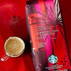 Starbucks Christmas Blend Espresso Roast Whole Bean Coffee 1lb -- You can get more details by clicking on the image.  This link participates in Amazon Service LLC Associates Program, a program designed to let participant earn advertising fees by advertising and linking to Amazon.com.