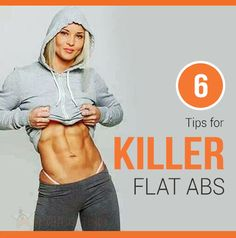 Your belly is its very own wonder making! An eating regimen of 4000 calories every day won't benefit much to your belly shape. #ab_workouts