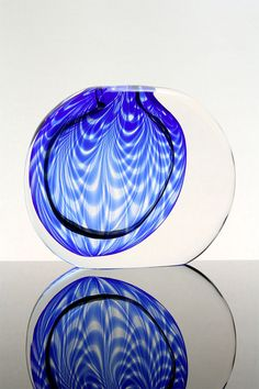 ヴェネチアガラス アントニオ・ダ・ロス 花瓶 モーメント フェニキア – CRAFTS DESIGN