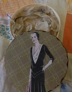 Upcycled Balsa Wood Gift Box by GardenofPleasantries on Etsy, $5.00