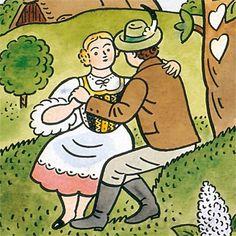 First Novel, European Countries, World War One, Czech Republic, The Past, Folk, Cartoon, Book Illustration, Retro