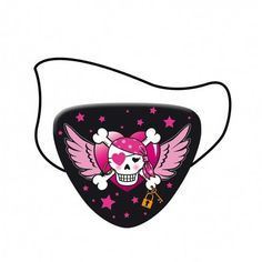 Pirate Girl Party Theme Eye Patch - Single Image