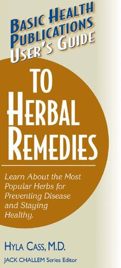 User's Guide to Herbal Remedies (eBook) Cold Home Remedies, Cough Remedies, Natural Remedies For Anxiety, Natural Health Remedies, Natural Cures, Natural Healing, Herbal Remedies, Natural Skin, Bloating Remedies