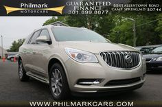 2013 Buick Enclave FWD 4dr Leather SUV