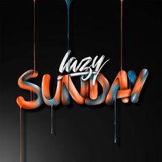 Lazy Sunday...