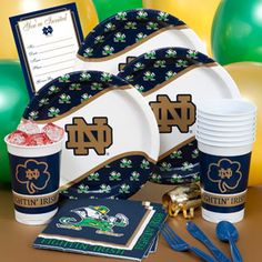 University of Notre Dame Party Pack