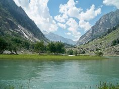 Lake Swatvalley  Pakistan