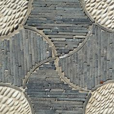 chinese garden paving