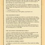 And you thought your relatives were bad?  Read this letter of instruction for what to bring to Thanksgiving dinner...I almost cried from laughing so hard!