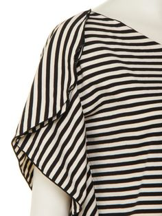 80/1border smoothjersey heart T-shirt
