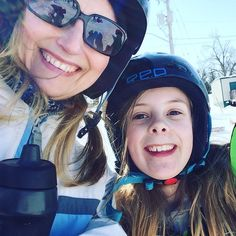 Ditched work & had a ridiculously fun day on the slopes with my oldest daughter and my best running friends @runbeckyrun & @mrsdingo76 #skiing #snowboarding #enjoylife #likeagirl #liveactive #enjoylife #lifeofarunner #livethegoodlife #fitfam #fitfluential