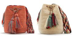 Stylish accessories: Susuu Wayuu bags