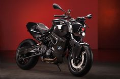 Custom BMW F800R Predator by Vilner