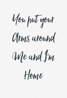 Arms Around