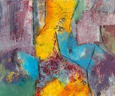 Bénédicte Murail - Acrylique - 55 x 46 cm