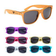 3023ae8ec72  6226 Metallic Malibu Sunglasses