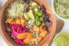 Buddha Bowl Recipe to Make Healthy Eating Easy (and Tasty)