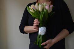 tulips weeding bouquet