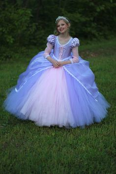Little Girl Gowns, Gowns For Girls, Girls Dresses, Flower Girl Dresses, Pageant Dresses, Flower Girls, Party Dresses, Cinderella Dress For Girls, Disney Princess Dresses