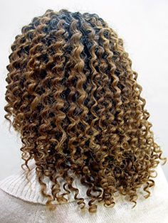 Spiral Perm. Absolutely love it ! LOVE LOVE LOVE  #Ineedtogetthisdone!
