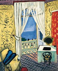 Henri Matisse: Ventanas