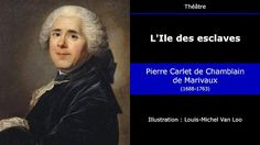 Littérature-et-Commentaires: L'île des esclaves (1725) de Marivaux, scène 2, di...
