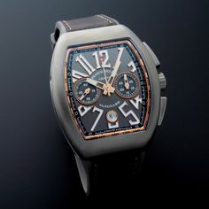 Franck Muller Vanguard Chronograph Automatic // TM527 // c.2016's // Unworn