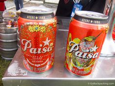"Every year in advance of Medellin's La Feria de las Flores, Pilsen beer creates unique ""Paisa"" cans to commemorate the festival. Paisas are Colombians from Medellin. Colombian Food, Ants, Sim, Beer, Unique, Guatape, Medellin Colombia, Delicious Food, Earth"