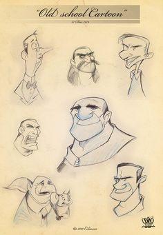 Characters Cartoon page 14 by celaoxxx.deviantart.com on @deviantART