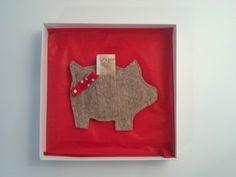 Geldgeschenk Hochzeit 'Schwein' ˜