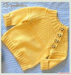 52 Trendy Ideas For Knitting Patterns Free Kids Toddlers Baby Booties Baby Boy Knitting Patterns, Baby Cardigan Knitting Pattern, Knitting For Kids, Baby Patterns, Toddler Cardigan, Knit Baby Sweaters, Cardigan Sweaters, Crochet Kids Hats, Hat Crochet