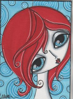 Make Art & Live Happy: new artist trading cards