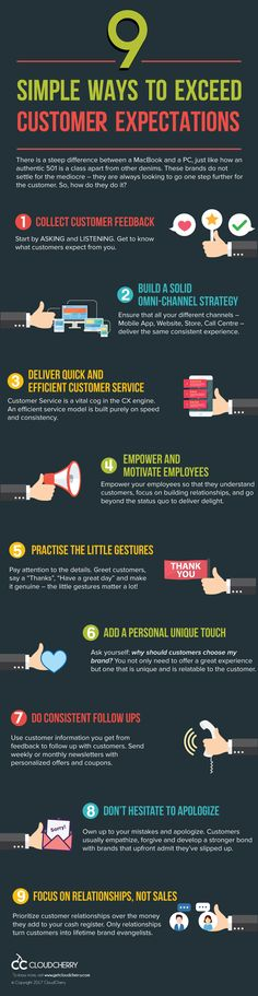 9 ways to give customers more than what they ask for