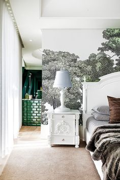 75 Best Bedroom Wallpaper Ideas images in 2020 ...