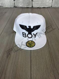 CAPPELLO BOY LONDON BIANCO ART.BL499-WHT Boy London, Baseball Hats, Street Style, Boys, Shopping, Art, Fashion, Baby Boys, Art Background