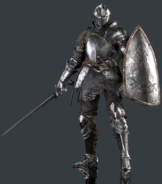 Knight by Yare-Yare-Dong.deviantart.com on @DeviantArt