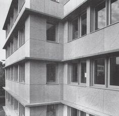 Diener & Diener - Verwaltungsgebäude 'Bâloise', Basel - 1993