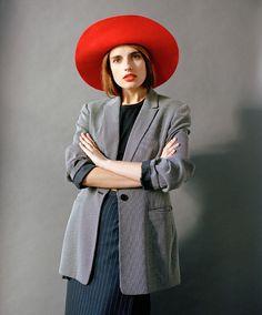 jodyrogac:    Ana Kras for Clyde FW13