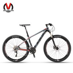 f44e15ed6b8 SAVA DECK300 30 Speed Carbon Fiber MTB Mountain Bike 27.5