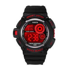 #savemajor #xmas #BlackFriday #CyberMonday Deals at SaveMajor.com Waterpoof Mens Ru... Save Major http://savemajor.com/products/waterpoof-mens-rubber-band-digital-army-military-quartz-sport-wrist-watch?utm_campaign=social_autopilot&utm_source=pin&utm_medium=pin