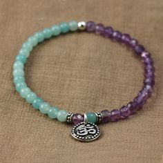 Little Doña women collection amazonite and by DonaQuichotteJewels, $26.00