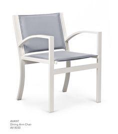 AVANT Sling Dining Arm Chair