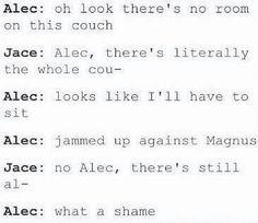 Alec's logic