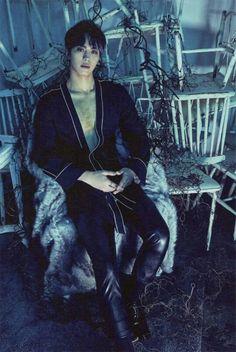 Hongbin Hades, Fantasy