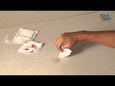 Škvrny od krvi - AquaClean kolekcia - YouTube