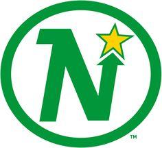 The Minnesota North Stars have just become Dallas Stars for the NHL Hockey Season. Hockey Logos, Nhl Logos, Sports Team Logos, Sports Teams, Hockey Rules, Soccer Logo, Bruins Hockey, Hockey Teams, Football Players